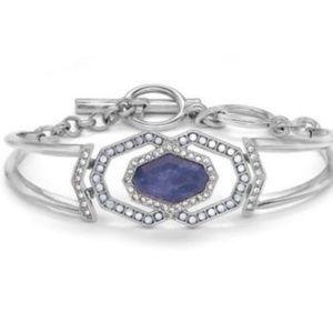 Mosaic hinge bracelet